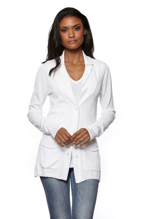 CLARE 2 Pocket Knit Blazer