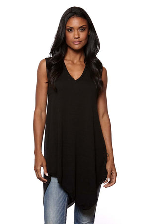JANA Sleeveless V-Neck