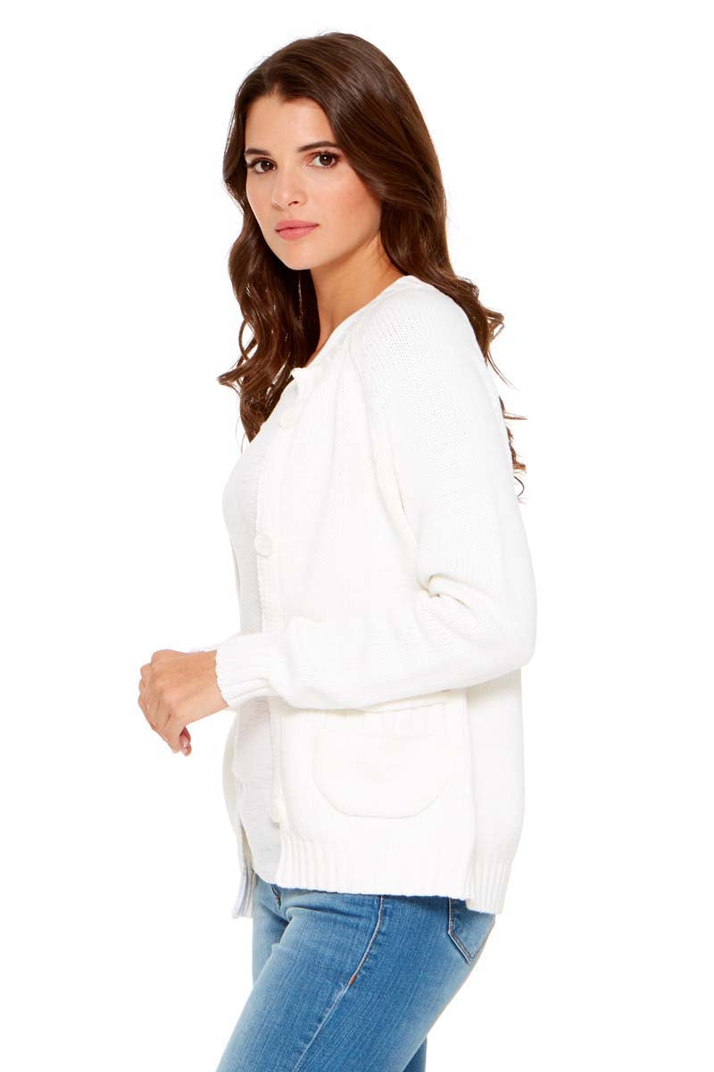 KEKE Two Pocket Cardigan