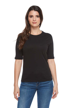 LIZZIE Essential Soft Cotton Tee