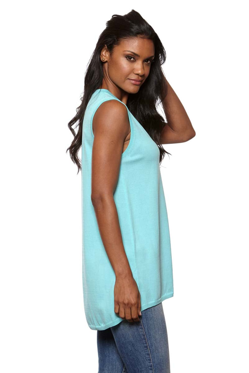 MARNIE Relaxed Sleeveless