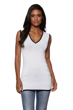 MIA V-Neck Tank Top