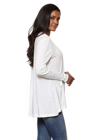 NIKKI Light Weight Thumbhole Cardigan