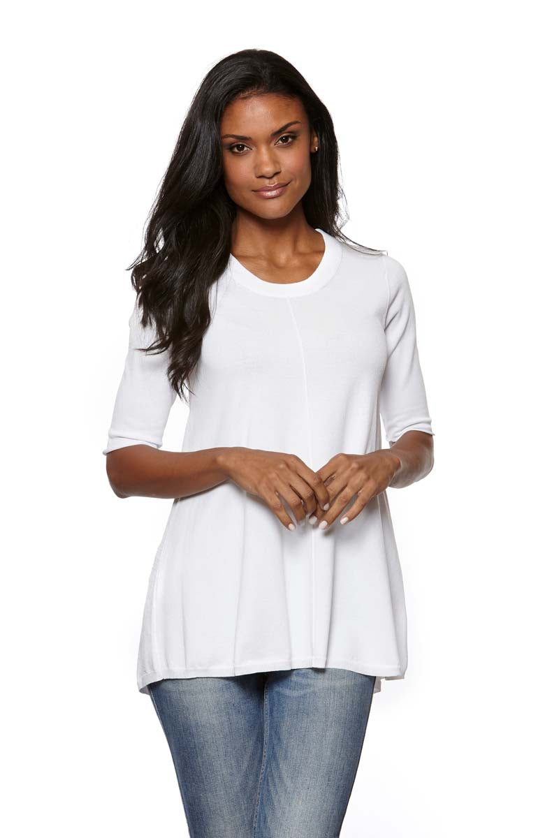 ROSIE Scoop Neck Sweater