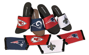 Are you ready for football? Get your favorite teams shoe top!