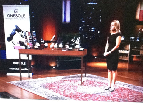 Re airing on Shark Tank on CNBC 50 % off entire site