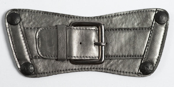 Belt - Gunmetal
