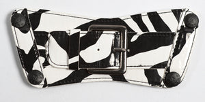 Belt - Black and White Moda
