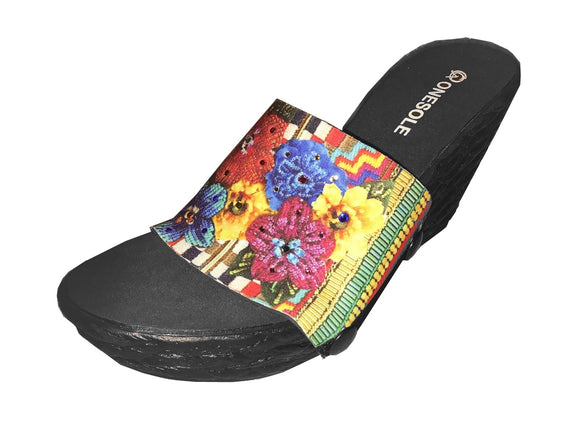 **NEW** Aztec Delight (shoe not included)
