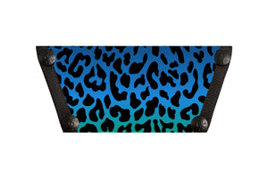 ***NEW*** Blue Ombre Leopard