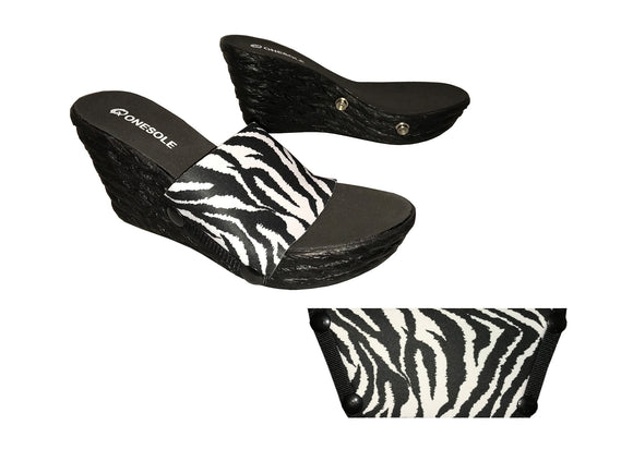 *Day Tripper Black Zebra Set*