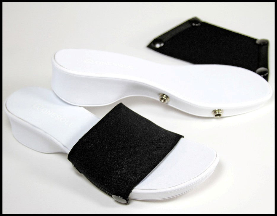 Leisure Soft Step White