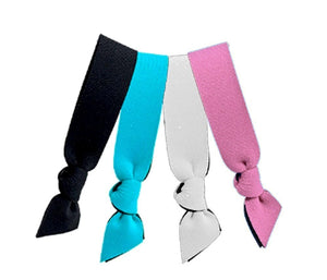 *Neoprene Hair Ties - Pastel 4 Pack