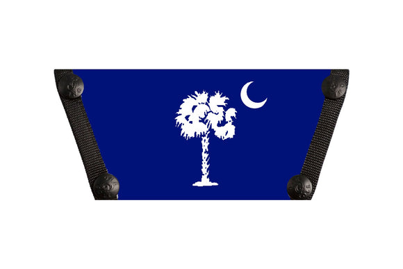 South Carolina Palmetto Flag