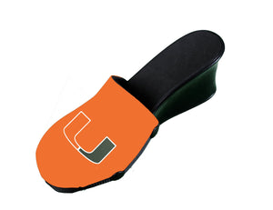 Collegiate Clog - University of Miami