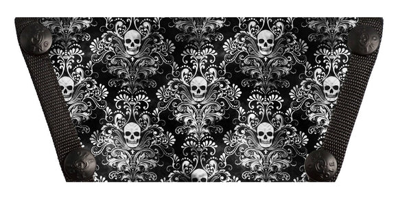 Skeleton Damask
