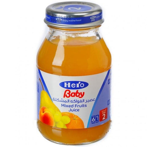 Hero Baby Juice Mix Fruit 130 Ml