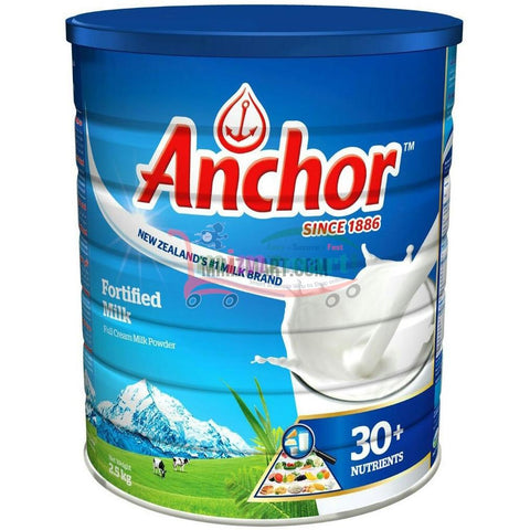 Anchor Milk Powder 2.5 Kg
