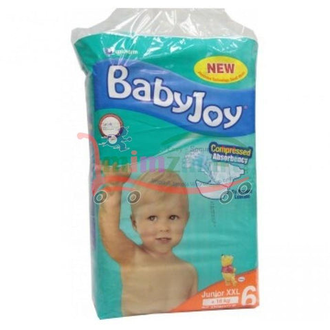 BabyJoy Junior XXL 38 Diapers 16 Kilo