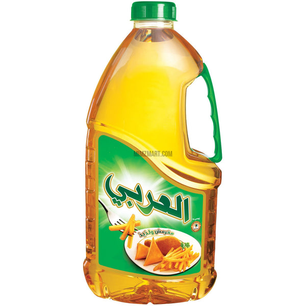 AlArabi Oil Vegetable Plastic 1.8 Litre - mimzmart.com
