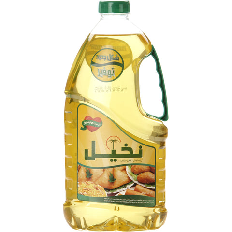 Nakheel Vegetable Oil 1.8 Liter