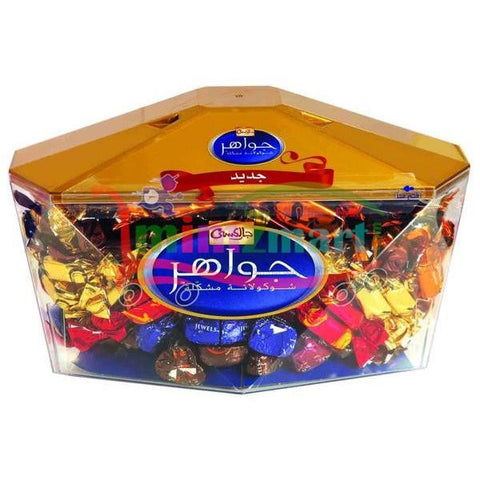 Galaxy Jewels Choco Assorted 400gm