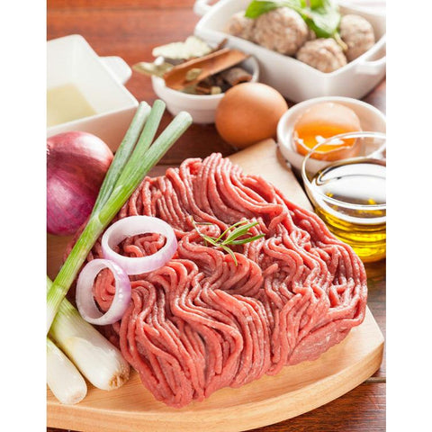 Beef Minced 250 Gm