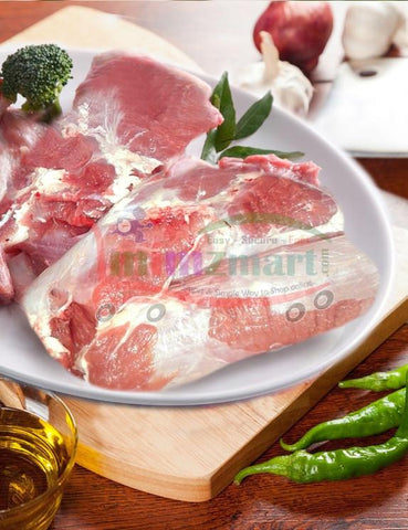 Camel Meat Boneless Fresh 1 Kilo