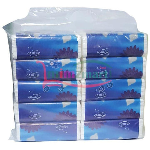 Fancy Soft Facial Tissue 10x200ply