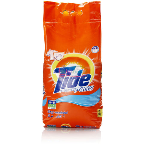 Tide Detergent Powder Power Plus 6 Kilo