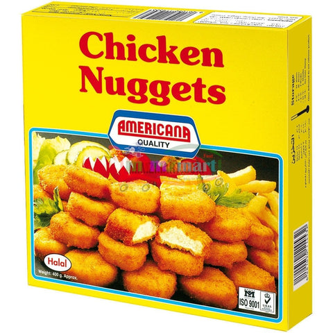 Americana Chicken Nuggets 400gm
