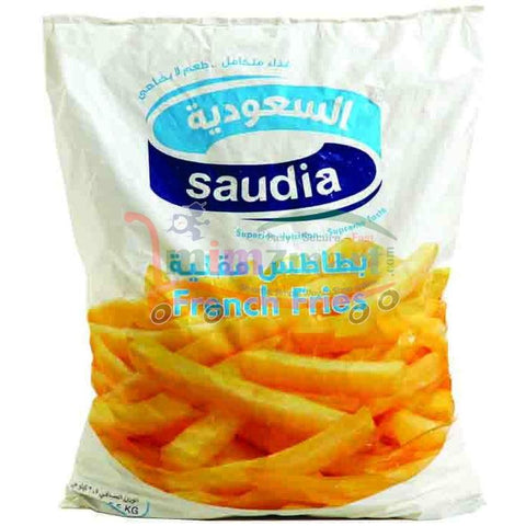 Saudia French Fries 1 kg