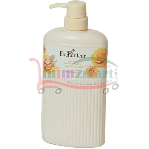 Enchanteur Shower Gel Charming/ Romantic (Pump) 550 ml
