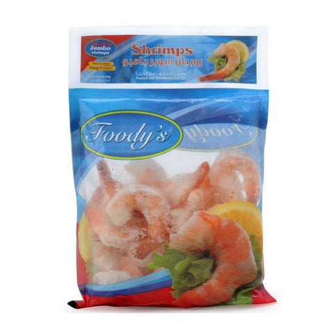 Foody's Shrimps Super Jumbo 400 Gm