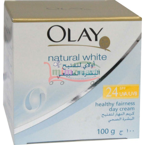 Olay Natural White Day Ream 100 Gm