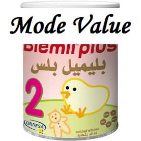 Blemil Plus 2 Milk 400gm