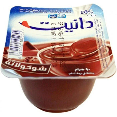 Danette Chocolate 90 Gm