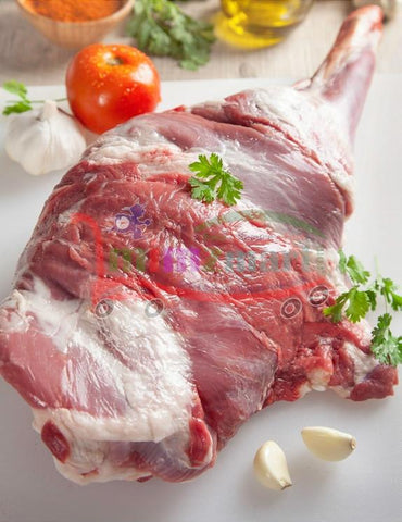 Lamb Shoulder Fresh 1 Kilo