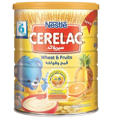 Cerelac Wheat & Fruits 1kg