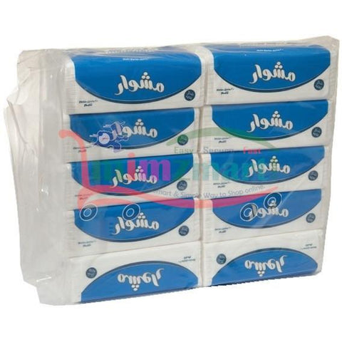 Mouchoir Facial Tissue Refill 10*200 Sheet
