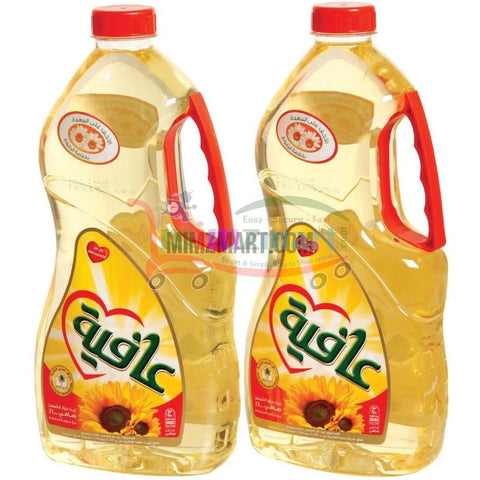 Afia Sunflower Oil 2x1.8 Litre