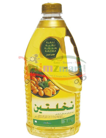 Nakhlatain Oil Vegetable 1.8 Liter