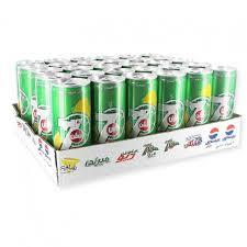7 Up Drink 30 x 250 ml