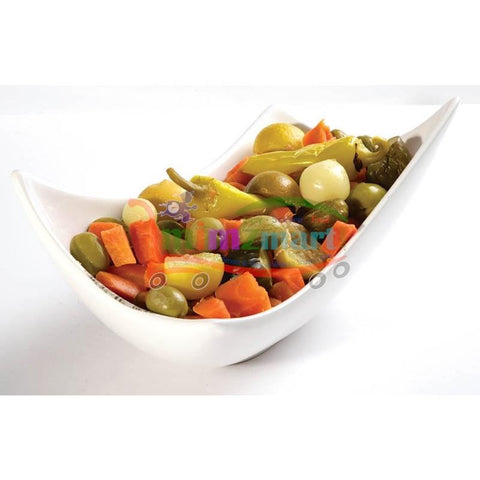 Mixed Pickles Egyptian 250 Gm