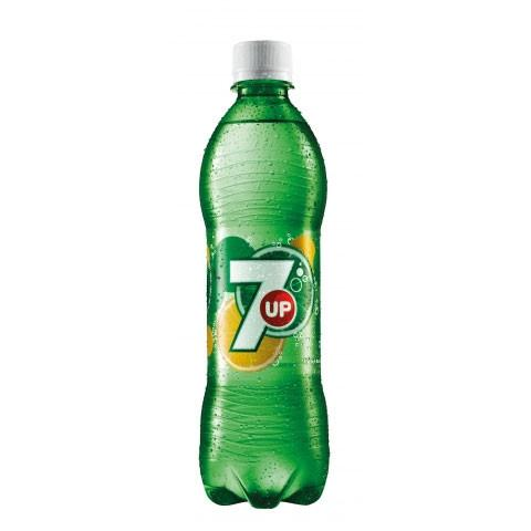 7Up Drink 24*500 ml