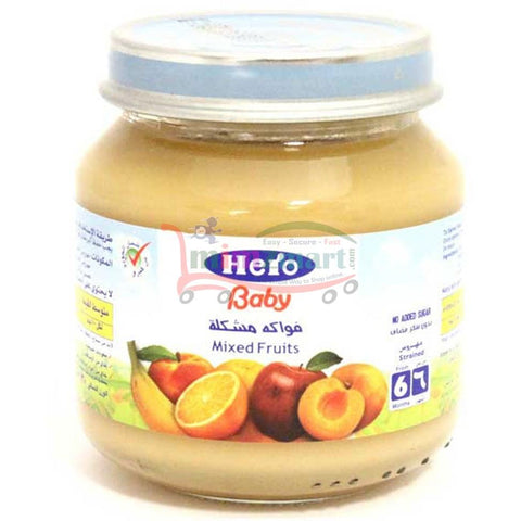 Hero Baby Mixed Fruits 130 Gm