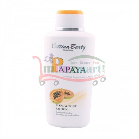 Bettina Barty Papaya Body Lotion 500 ML