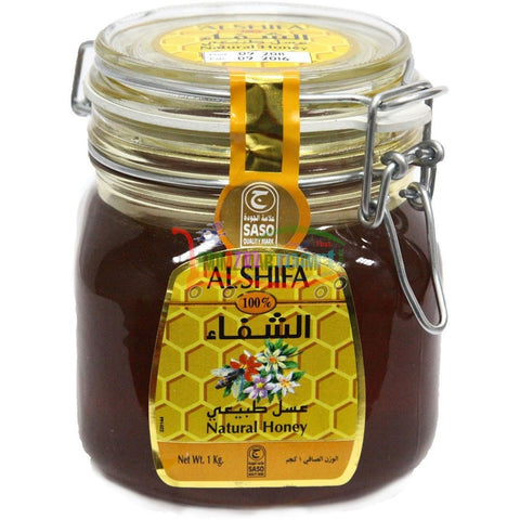 Alshifa Natural Honey 1 Kilo