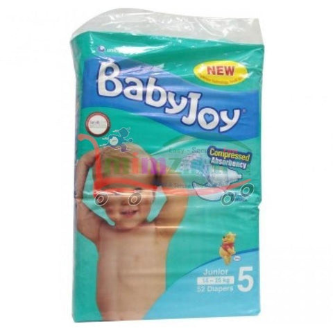 BabyJoy Giant Junior Pack 52 Diapers