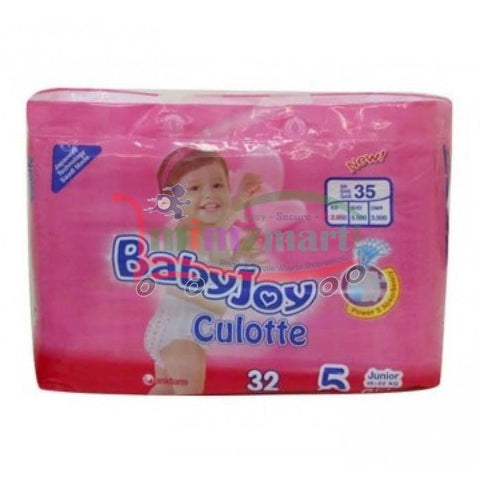 BabyJoy Culotte Junior Girls 32 pieces